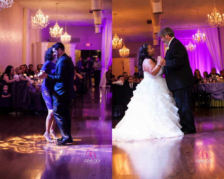 Mother-Son & Father-Daughter Dances - Could there be a more emotional moment?