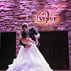 The first dance as husband & wife at The Venue of Scottsdale, Arizona.
