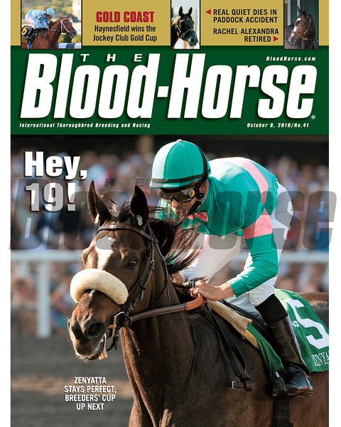 © The Blood-Horse