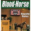 November 19, 2011 Issue 46 Cover of The Blood-Horse with Royal Delta.
