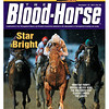 November 12, 2011 Issue 45 Cover of The Blood-Horse with Drosselmeyer winning the Breeder's Cup Classic.