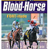 November 10, 2012 Issue 46 Cover of The Blood-Horse featuring Fort Larned defeating Mucho Macho Man in the Breeders' Cup Classic.<br /> <br /> © The Blood-Horse