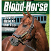 January 14, 2012 Issue 2 Cover of The Blood-Horse with Distorted Humor.<br /> <br /> © The Blood-Horse