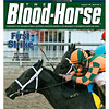January 28, 2012 Issue 4 Cover of The Blood-Horse with First Strike.<br /> <br /> © The Blood-Horse
