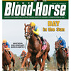 October 20, 2012 Issue 43 Cover of The Blood-Horse featuring Dayatthespa winning the Queen Elizabeth II at Keeneland.<br /> <br /> © The Blood-Horse