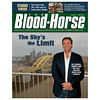 January 7, 2012 Issue 1 Cover of The Blood-Horse with Dr. Kendall Hansen.<br /> <br /> © The Blood-Horse