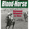 June 9, 2012 Issue 23 Cover of The Blood-Horse with Seattle Slew.<br /> <br /> © The Blood-Horse