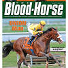 March 3, 2012 Issue 9 Cover of The Blood-Horse with Union Rags 2012 Debut.<br /> <br /> © The Blood-Horse