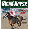 January 21, 2012 Issue 3 Cover of The Blood-Horse with Havre De Grace.<br /> <br /> © The Blood-Horse