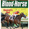March 24, 2012 Issue 12 Cover of The Blood-Horse with Secret Circle winning the Rebel Stakes.<br /> <br /> © The Blood-Horse