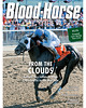 June 1/8, 2013 Issue 22 Cover of Blood-Horse featuring Sahara Sky winning the Met Mile<br /> © Blood-Horse