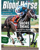 August 3, 2013 Issue 30 Cover of Blood-Horse featuring Verrazano winning the Haskell Invitational by a record 9 3/4 lengths<br /> © Blood-Horse