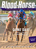 October 26, 2013 Issue 42 Cover of Blood-Horse<br /> Game Day!<br /> Game On Dude bids for elusive Classic score.
