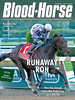 October 5, 2013 Issue 39 Cover of Blood-Horse<br /> Runaway Ron<br /> Ron the Greek wins the Gold Cup in 1:59.70