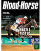June 22, 2013 Issue 24 Cover of Blood-Horse featuring Fort Larned winning the Stephen Foster Handicap<br /> © Blood-Horse