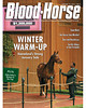 January 19, 2013 Issue 3 Cover of Blood-Horse featuring a scene from Keeneland's strong January Sale<br /> © Blood-Horse
