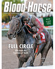 March 2, 2013 Issue 9 Cover of Blood-Horse featuring Orb winning the Fountain of Youth<br /> © Blood-Horse