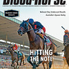 June 14, 2014 Issue 23 cover of The Blood-Horse.<br /> <br /> Buy this issue: