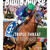 "May 24, 2014 Issue 21 cover of The Blood-Horse.<br /> <br /> Preakness Results Issue<br /> Triple Threat: California Chrome to get shot at Triple Crown after cruising in the Preakness<br /> The Sherman Brothers: Trainer Art Sherman's sons Alan and Steve make the classics a family effort<br /> Per Antonsen: Trained a young California Chrome<br /> Second Time Around: Jockey Victor Espinoza gears up to make second run at Triple Crown<br /> Summer Time Blues: Long Hot Summer tops Barretts May 2-year-old sale<br /> Racing's Rise in China: The sport is welcomed but questions linger about wagering<br /> <br /> <br /> Buy this issue: <a href=""http://shop.bloodhorse.com/collections/the-blood-horse-single-issue-pdf/products/the-blood-horse-may-24-2014-pdf"">http://shop.bloodhorse.com/collections/the-blood-horse-single-issue-pdf/products/the-blood-horse-may-24-2014-pdf</a>"