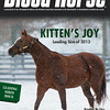 January 11, 2014 Issue 2 of the Blood-Horse featuring leading sire Kitten's Joy