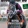 February 1, 2014 Issue 5 cover of The Blood-Horse featuring Cairo Prince winning the Holy Bull Stakes at Gulfstream Park.