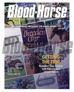 October 17, 2015 Issue 42 Breeders' Cup Preview Issue