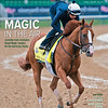 May 5, 2018 issue 18 cover of BloodHorse featuring Magic In The Air as Juvenile male champion Good Magic readies for the Kentucky Derby, Q&A with R. Alex Rankin, Derby Points System, McKathan Brothers, In My Opinion: Bill Oppenheim.