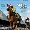 July 28, 2018 issue 31 cover of BloodHorse featuring One of a Kind as Monomoy Girl is much the best in Saratoga's CCA OAKS, Q&A with Jeff Gural, Charnges at Saratoga, Racing at Del Mar.