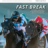 October 12; 2019; issue 41; cover of Blood Horse;Fast Break: Omaha Beach (right) returns to edge Shancelot in the Santa Anita Sprint Championship, Also Inside: Keeneland's Fall Stars Weekend, Enable Falls Short in Arc Bid, Riding Crops, In My Opinion: Bill Oppenheim, On the cover: Omaha Beach and Mike Smith win the Santa Anita Sprint Championship Stakes (G1) at Santa Anita Park on October 5, 2019.