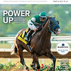 August 24; 2019; issue 34; cover of Blood Horse; Power Up: Hronis Racing's Highest Power wins the Pacific Classic, Also Inside: Bill and Corinne Heiligbrodt, Breaking & Training, In My Opinion: Bill Oppenheim, On the cover: Higher Power and Flavien Prat win the Pacific Classic (G1) at Del Mar on August 17, 2019.