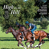 June 6; 2020; issue 23; cover of Blood Horse; High on the Hill: Raising Runners at Glen Hill Farm in Central Florida, Also Inside: Gulfstream's Mike Lakow, Central Kentucky Real Estate Review, In My Opinion: Bill Oppenheim, On the cover: Workouts and training at Glenn Hill Farm in Florida, on May, 14, 2020
