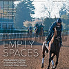 April 18; 2020; issue 16; cover of Blood Horse; Empty Spaces: How Keeneland's campus is handling the COVID-19 crisis and a closed meeting, Also Inside; Trainer: Patrick Biancone, Twin Creeks Farm, In My Opinion: Bill Oppenheim, On the cover: Workouts and training on the main track at Keeneland Racecourse in Lexington, Kentucky, during the COVID-19 crisis on April 2, 2020.