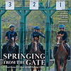 May 23; 2020; issue 21; cover of Blood Horse; Springing from the Gate: Central Kentucky's Silver Springs Training Center, Also Inside: Breeder/Owner: Bo Hirsch. Racing Begins to Return, Staff's Favorite: Preaknesses , On the cover: Training at Silver Springs Training Center, which is a part of Silver Springs Stud, near Lexington, Kentucky, on April, 8, 2020.