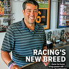 October 3; 2020; issue 40; cover of Blood Horse; Racing's New Breed: Owner Sol Kumin brings passion with his participation to the sport, Also Inside: Keeneland September Sale Wrap, Awesome Again: Improbable, Letters From Rockland Farm, On the cover: Sol Kumin stands in his dining room at his home adjacent to the Oklahoma Training Center in Saratoga Springs, New York, on August, 14, 2020