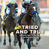 September 12; 2020; issue 37; cover of Blood Horse; Tried and True: Authentic tops Tiz the Law in the Kentucky Derby, Also Inside: Kentucky Derby Results, On the cover: Authentic with John Velazquez wins the Kentucky Derby (G1) at Churchill Downs on September 5, 2020
