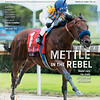 March 21; 2020; issue 12; cover of Blood Horse; Mettle in the Rebel: Nadal runs his rivals off their feet at Oaklawn, Also Inside; Federal Indictments: Too Many Questions, Q&A with Drew Flemming, Owner Michael Hui, On the cover: Nadal and Joel Rosario win the Rebel Stakes (G2) at Oaklawn Park on March 14, 2020.