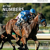 February 8; 2020; issue 6; cover of Blood Horse; By the Numbers: Thousand Words' Lewis score marks 3,000th winner for trainer Bob Baffert; Also Inside; Holy Bull: Tiz the Law, Behind the Breedings: Hinkle Farms, In My Opinion: Bill Oppenheim; On the cover: Thousand Words and Flavien Prat win the Robert B. Lewis Stakes (G3) at Santa Anita Park on February 1, 2020.