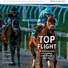 February 22; 2020; issue 8; cover of Blood Horse; Top Flight: Mr. Monomoy Shines in first division of Fair Grounds' Risen Star, Also Inside; Breeder Amy Tarrant, Navigating the NHC in Vegas, In My Opinion Bill Oppenheim; On the cover: Mr. Monomoy and Florent Geroux win the Risen Star Stakes (G2) at Fair Grounds on February, 15, 2020