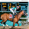 February 20, 2021 issue 8; cover of Blood Horse
