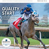 March 6, 2021 issue 10; cover of BloodHorse