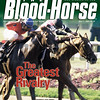 Affirmed defeats Alydar in the 1978 Belmont Stakes winning the Triple Crown<br /> BH Cover Vol#23, June 7, 2003