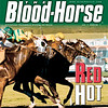 January 1, 2000 cover of The Blood-Horse featuring Love That Red
