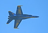 US Navy Blue Angels over Lake Washington