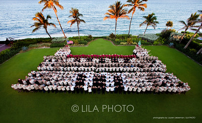 THE LIVING LOGO at THE BREAKERS - Fun Photo photography by: LILA PHOTO