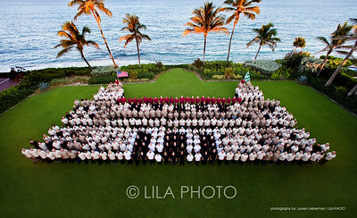 THE LIVING LOGO at THE BREAKERS - Formal Photo photography by: LILA PHOTO