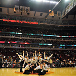 Chicago Bulls 2012 : The On Broadway Dancers 2012. Chicago Bulls Pre-Game Show. (November 10, 2012)