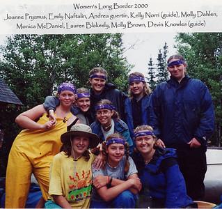 2000 Womens LB