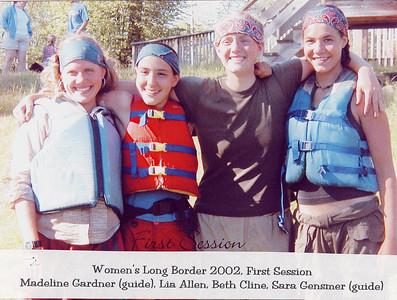 2002 Womens LB 1G