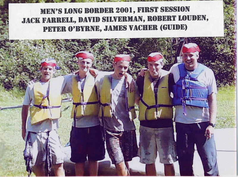 2001 Mens LB 1B