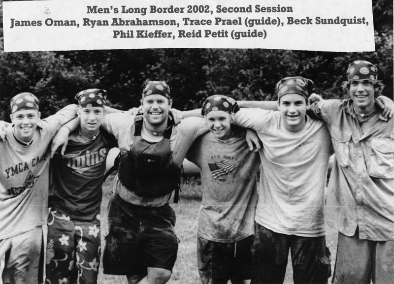 2002 Mens LB 2B